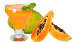 succo-di-papaya