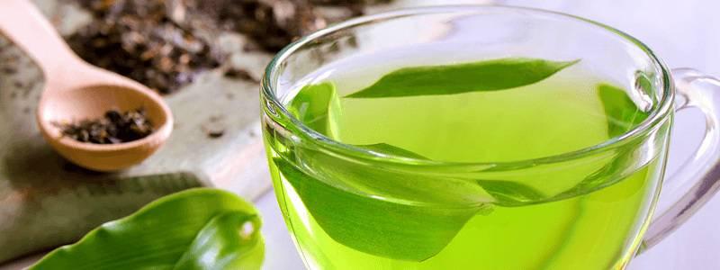 Il Tè verde anticellulite