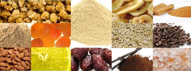 La frutta secca utile per i cali di energia
