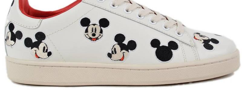Moa/Disney: le scarpe di Topolino