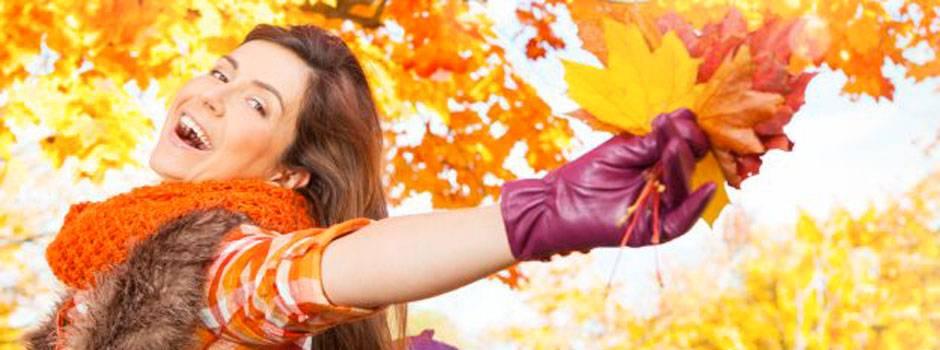 Risultati immagini per autunno foto ragazze