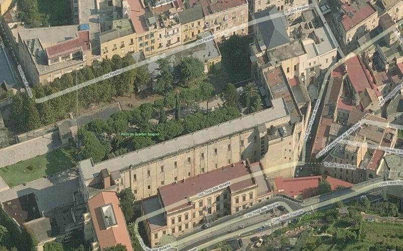 Il tetto di Napoli-Roberto Coda Zabetta.-1