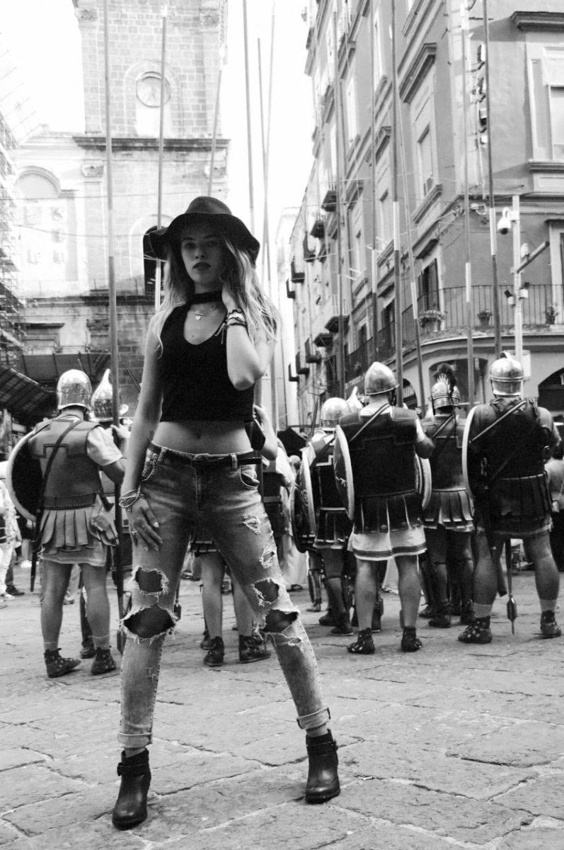 Lampadoforia- Napoli capitale della moda -3