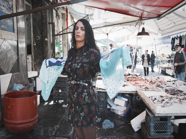 Mix di moda e arte a Napoli-1