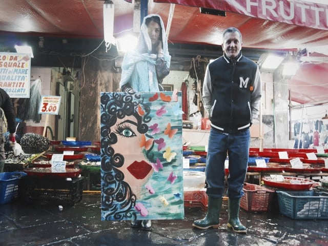 Mix di moda e arte a Napoli-2