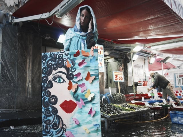 Mix di moda e arte a Napoli-3