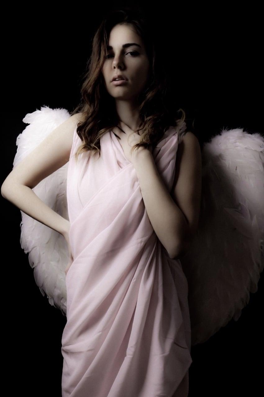 La bellezza degli angeli-13