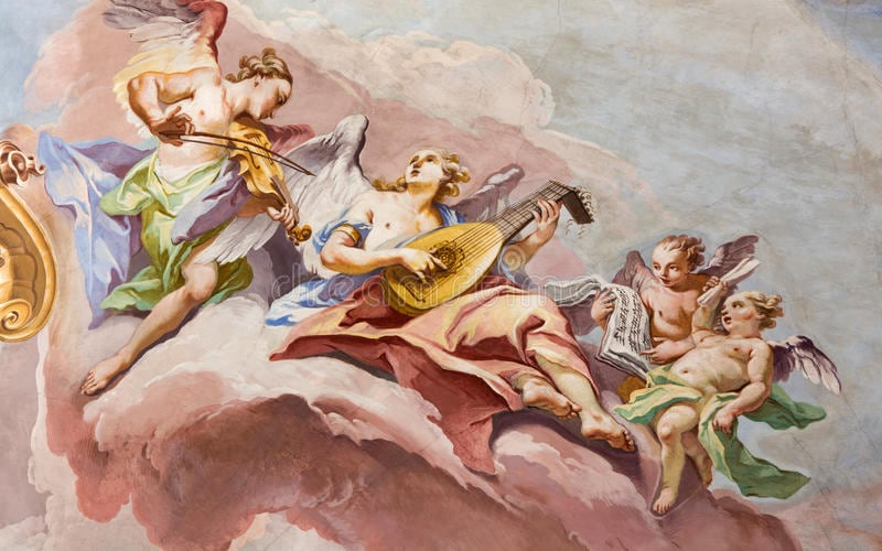 La bellezza degli angeli-4