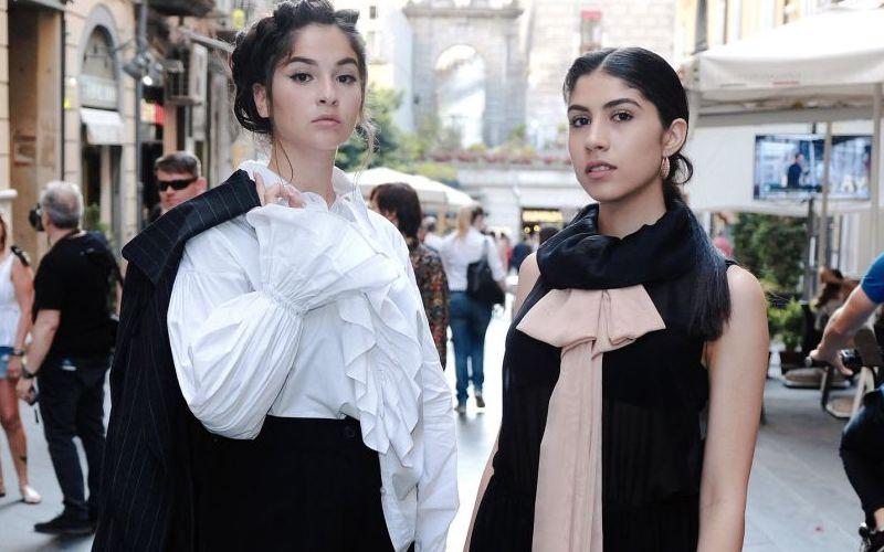 napoli fashion on the road - tappa 17 - eleganza di chiaia - napoli capitale della moda