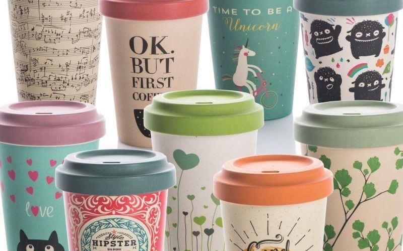 Bamboo Coffee Cup futuro sostenibile-1
